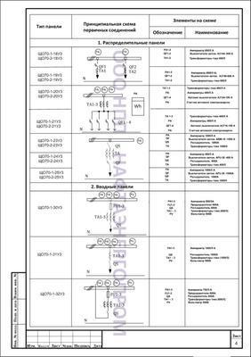 схема ЩО70 стр 4