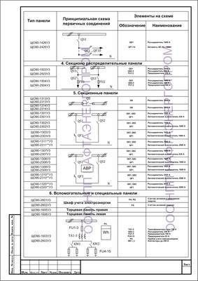 схема ЩО-90 страница 5