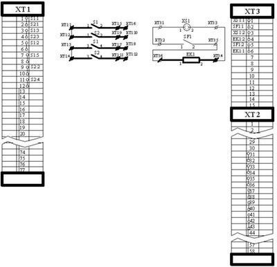 Схема ЯЗВ-150