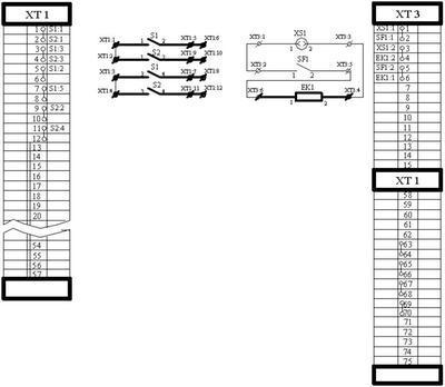Схема ЯЗВ-90